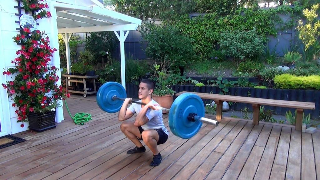 squat exercise for fitness