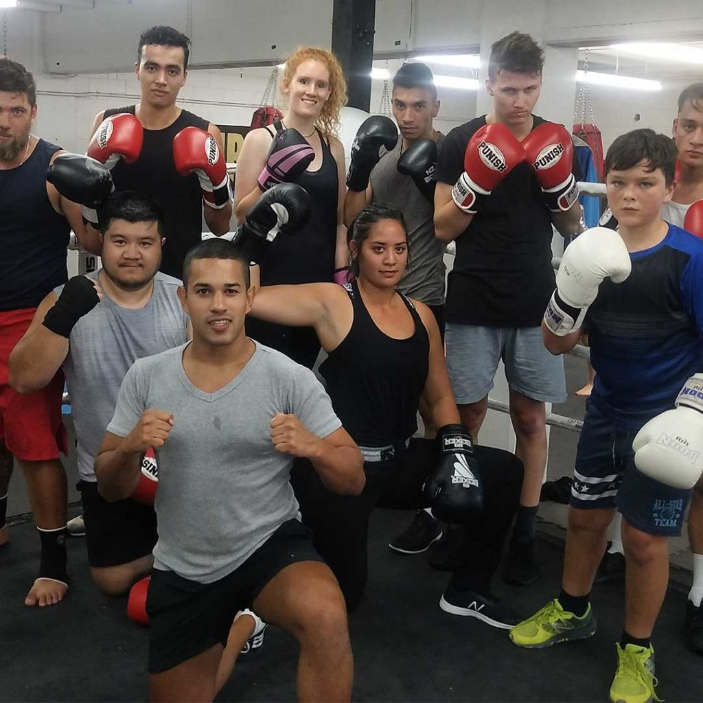 Boxing Training Client Testimonials