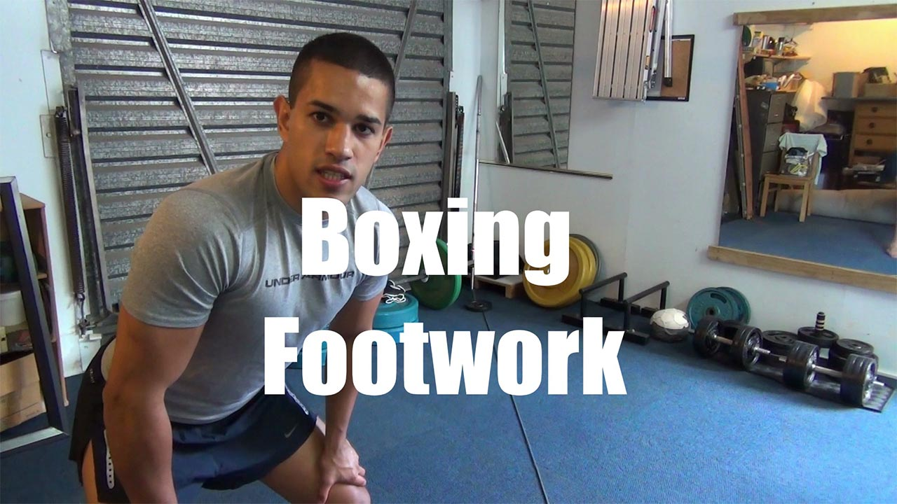 3 Boxing Footwork Drills