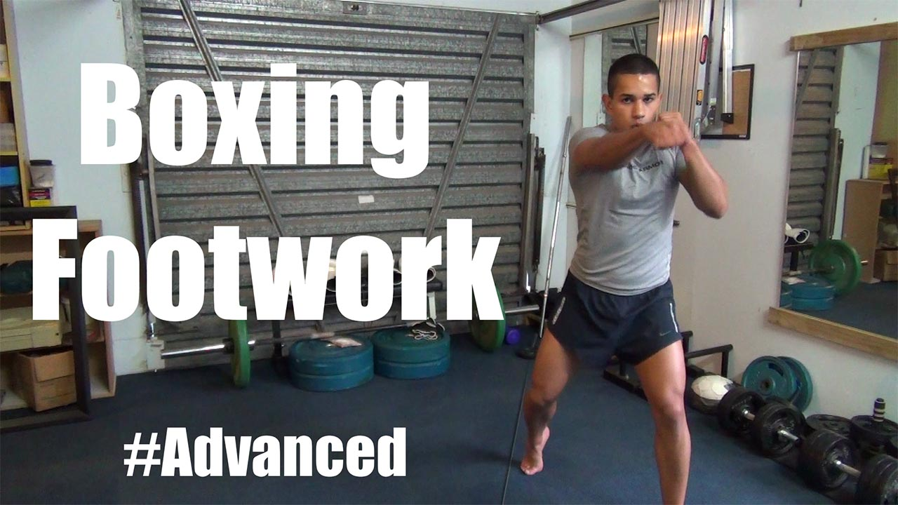 Advanced Boxing Footwork Drills - Adding Punch Combos