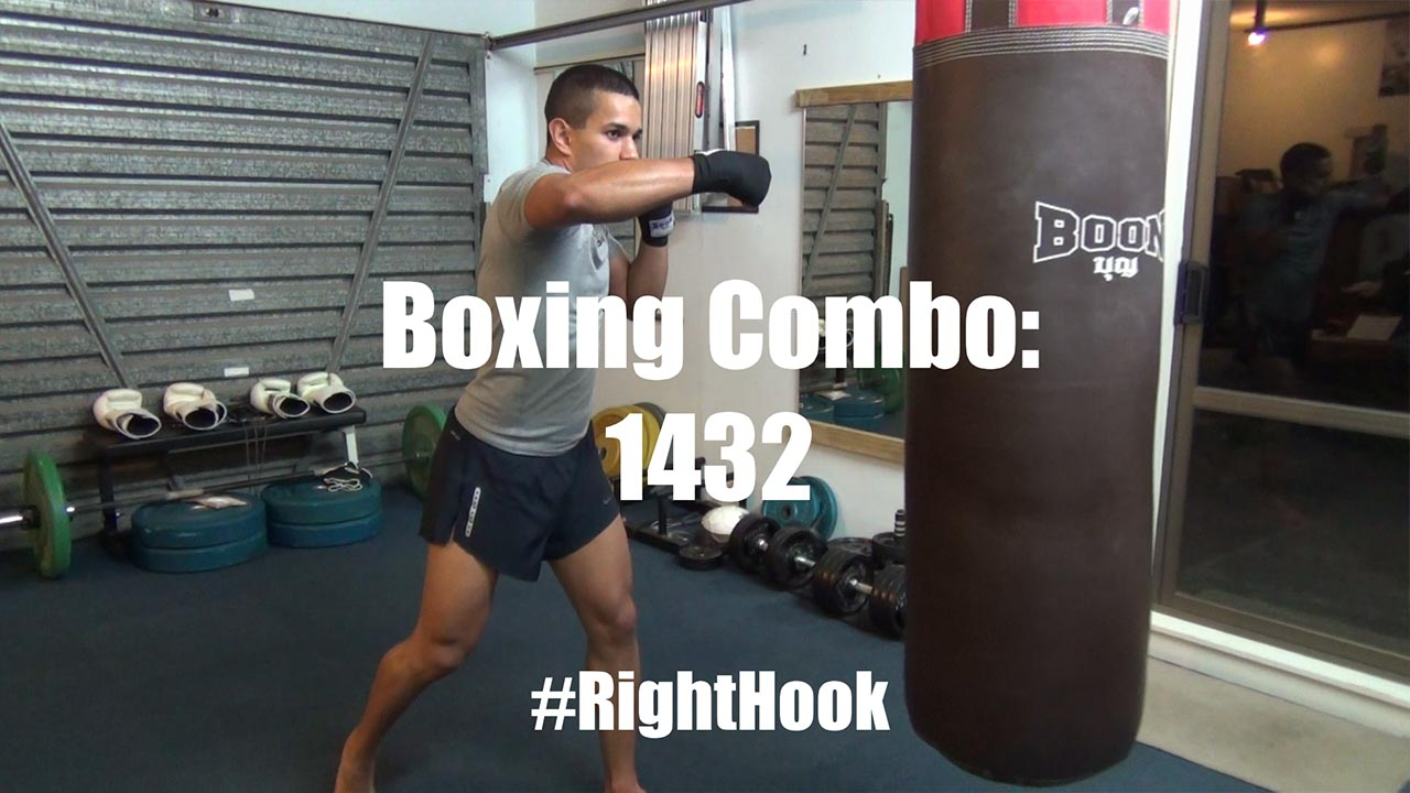 Boxing Combo for Ruthless Right Hooks - 1432