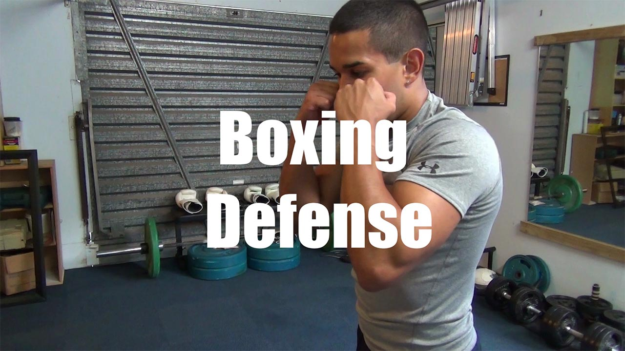 How to Block Punches - Boxing Defense