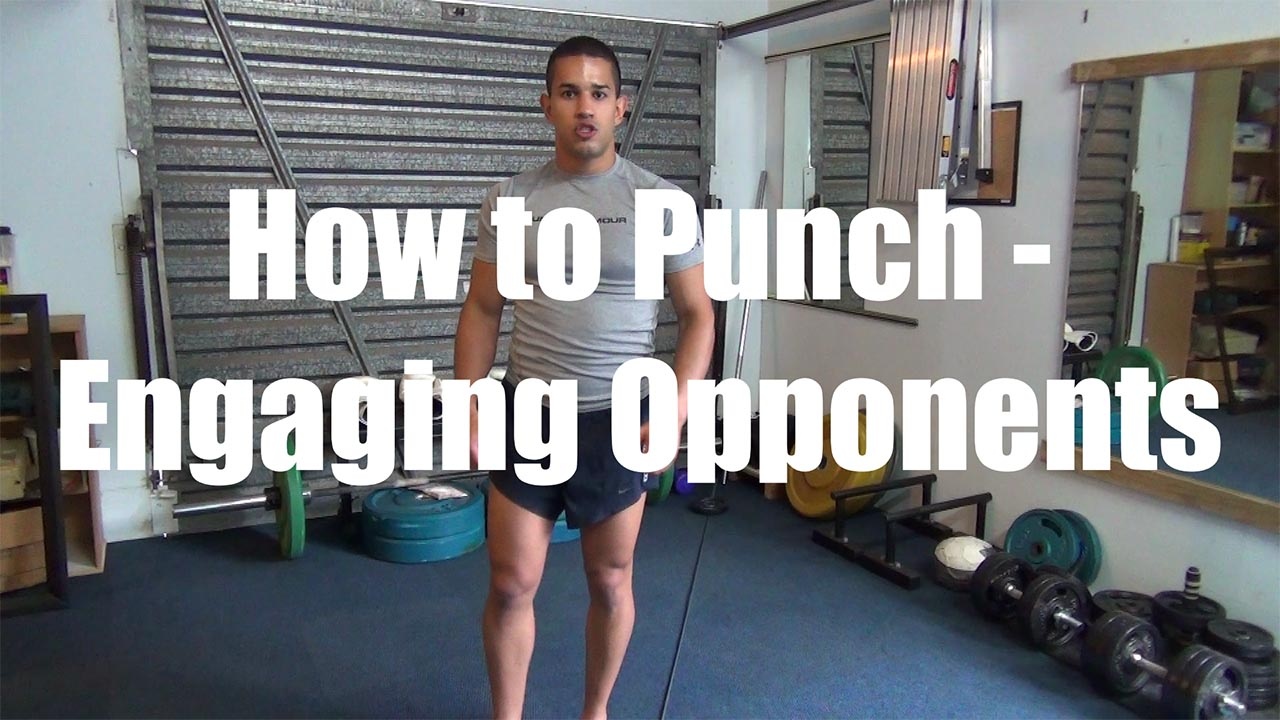 How to Boxing Punch and Engage Opponents to Strike