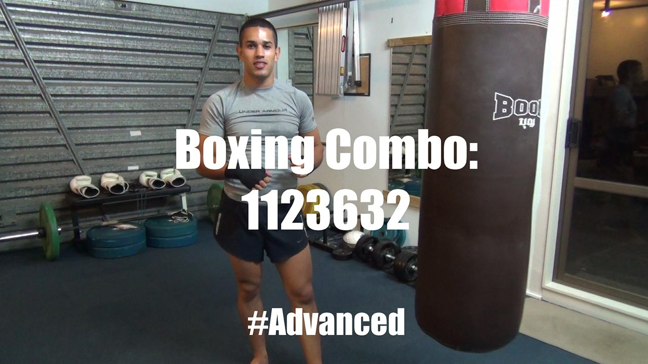 hardcore boxing combination