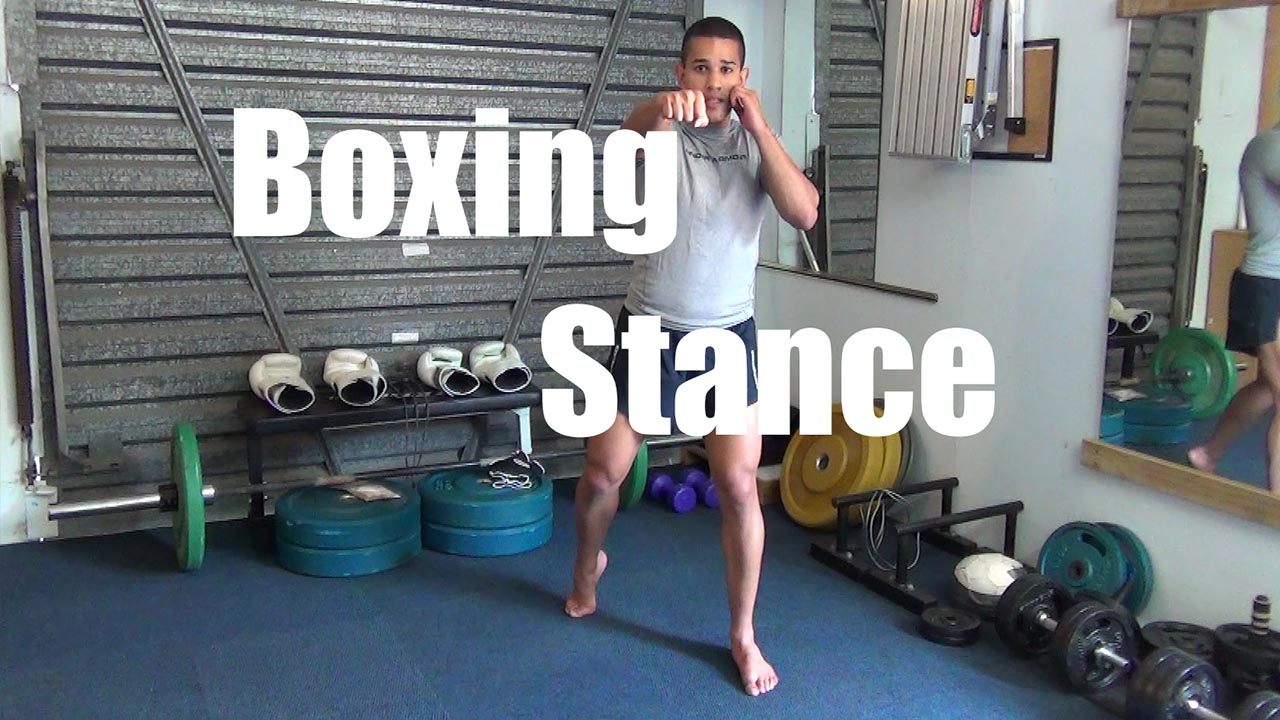 the best boxing stance explained