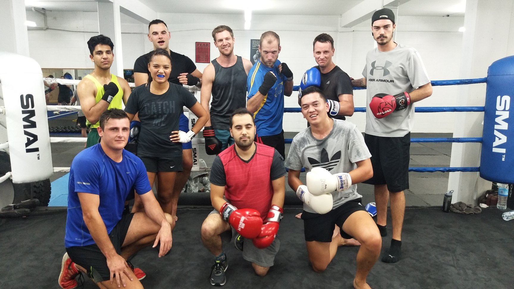 beginners boxing training program auckland new zealand