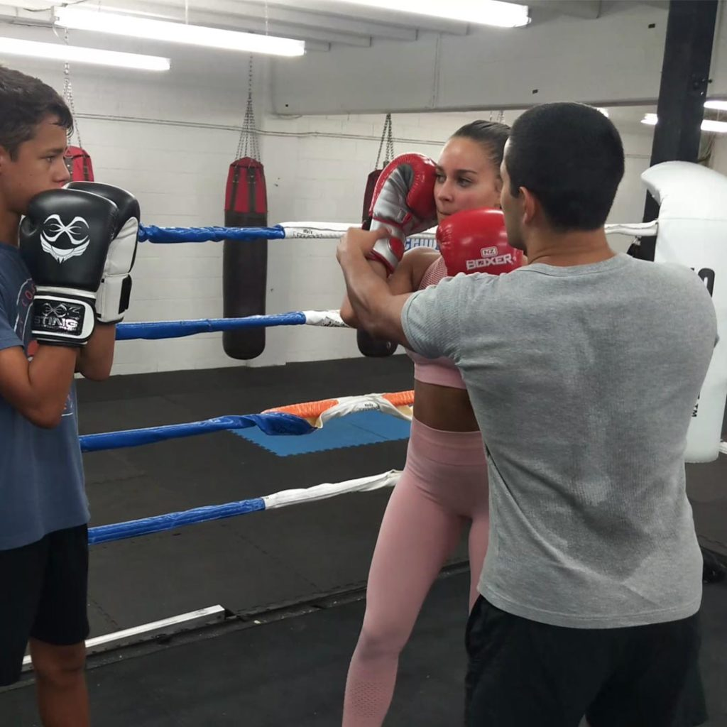 self defense boxing training auckland