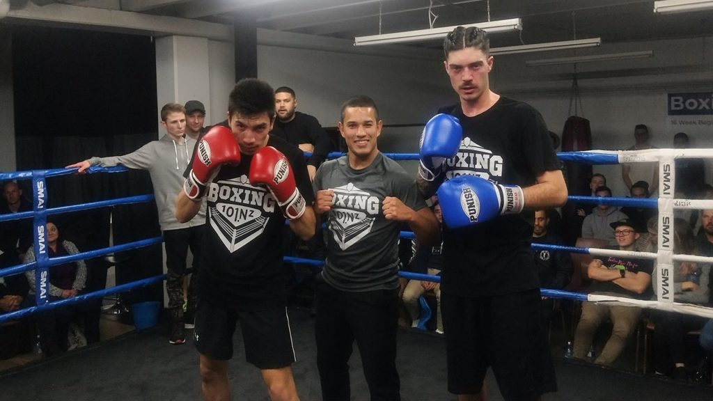 champion new zealand boxers