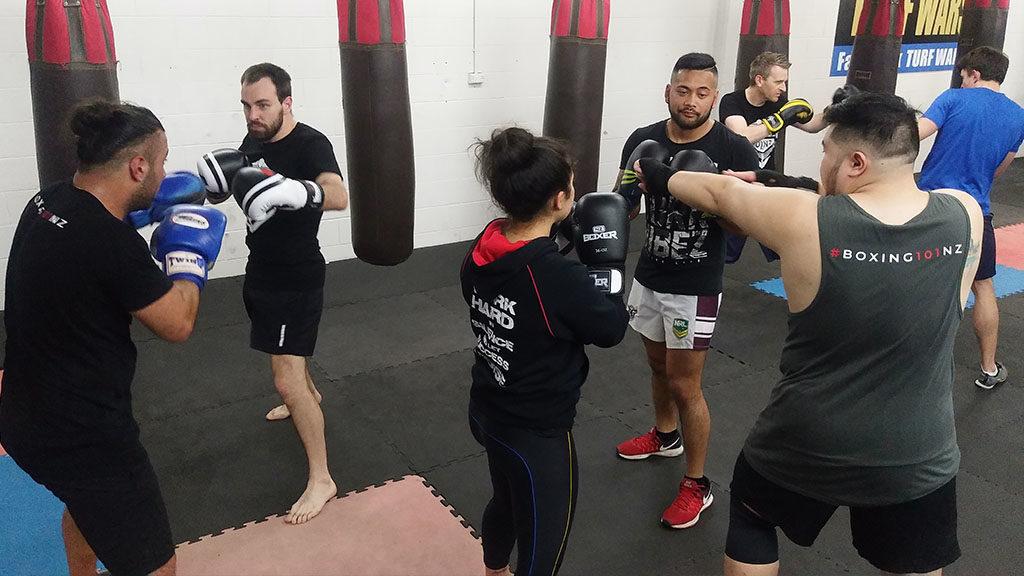 boxing defense drills and skills