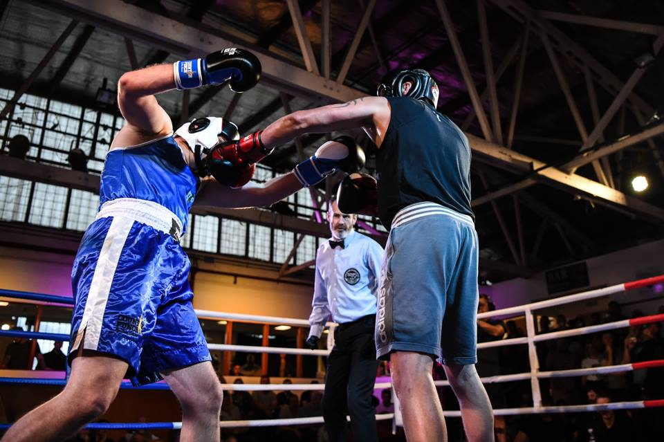 boxing 101 new zealand student wins his fight by knockout